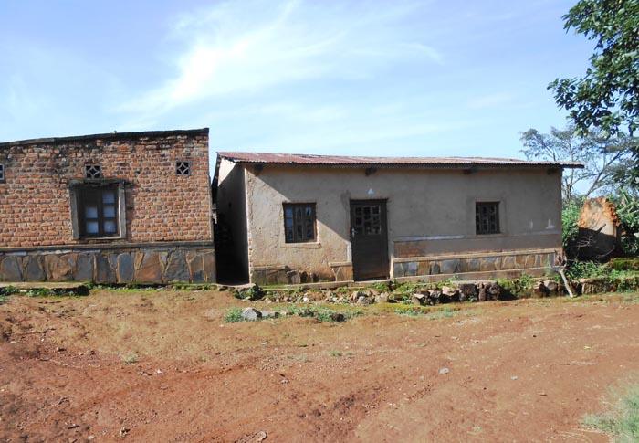 Cette barrière se trouve à 8km de la frontière burundo-tanzanienne ©Iwacu