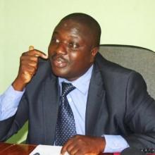 Faustin Ndikumana, à la tête de la Parcem ©Iwacu