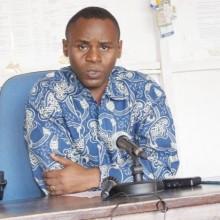 Gabriel Rufyiri, pour la coordination de la campagne ©Iwacu