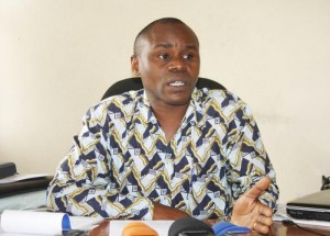 Gabriel Rufyiri, president de l'Olucome ©Iwacu