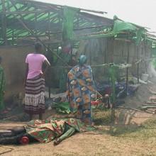 Gatumba : la désolation après l'attaque révendiquée par le Palipehutu-FNL©Iwacu