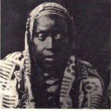La reine-mère Ririkumutima