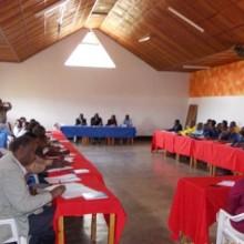 Les participants de l'atelier sur l'état de la détention dans la province Ruyigi ©Iwacu