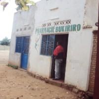 L'une des pharmacies a Rugombo ©Iwacu