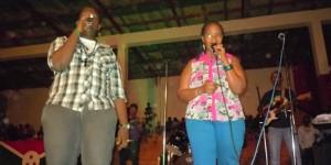Makarena sur le podium ©Iwacu