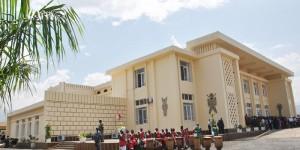 Palais des Congrès de Kigobe ©Iwacu