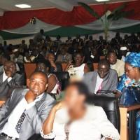 Les parlementaires à l'hémicycle de Kigobe ©Iwacu