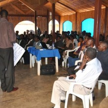 Participants à une rencontre ©Iwacu