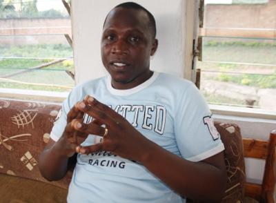 Prosper Ndayishimiye, représentant du personnel au conseil d'administration et chef du service technique ©Iwacu