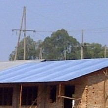 Toiture d'une école à Ruyigi ©Iwacu