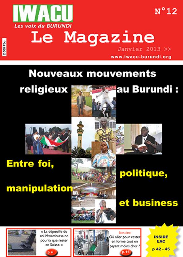 IWACU Magazine n°12