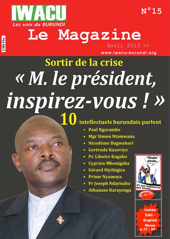 IWACU Magazine n°15