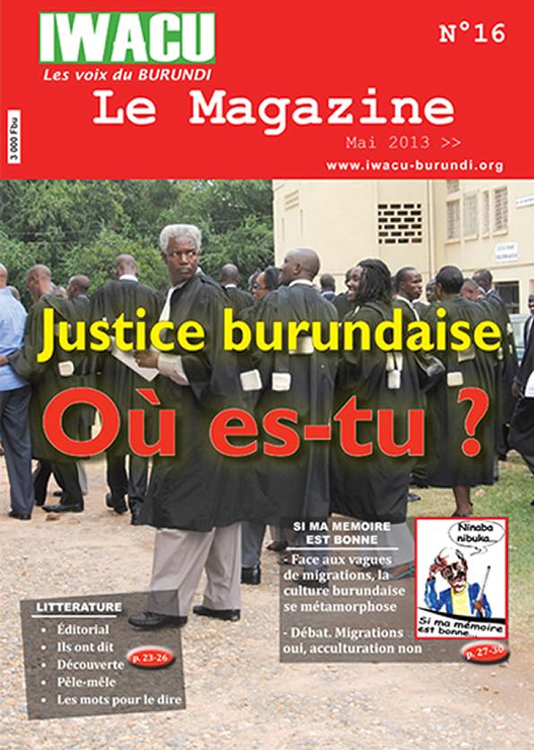 IWACU Magazine n°16