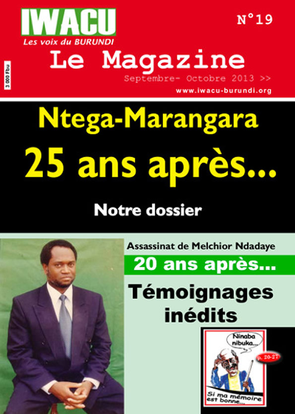 IWACU Magazine n°19