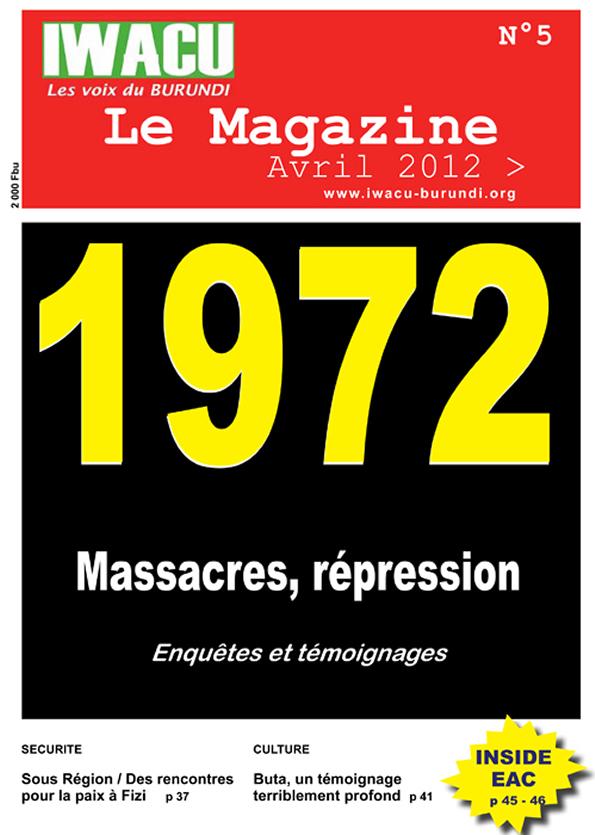 IWACU Magazine n°5