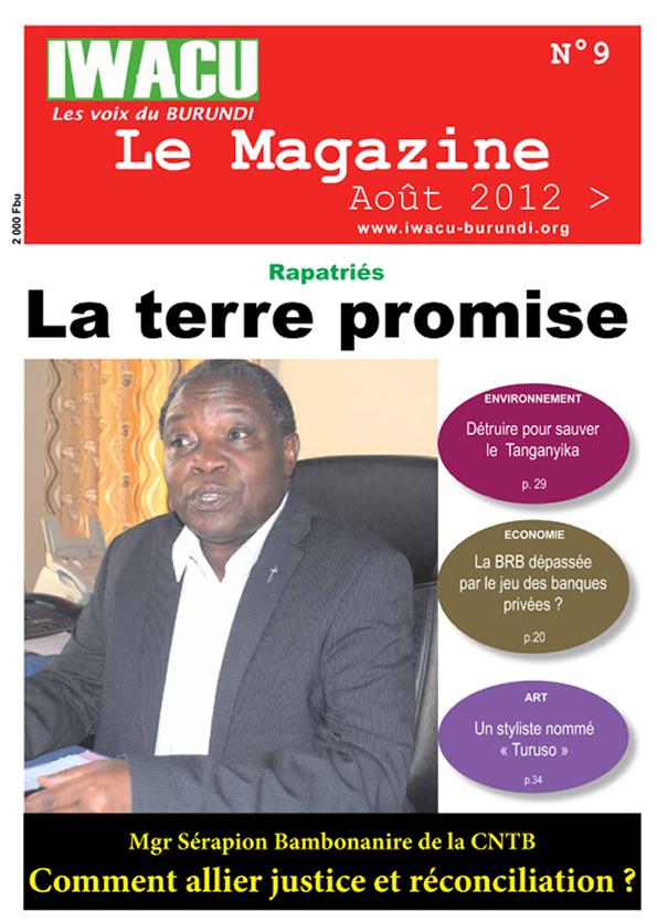IWACU Magazine n°9
