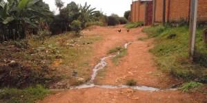 Une des avenues de  la ville de Gitega©Iwacu