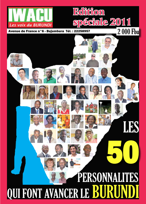 IWACU Editions spéciale 2011
