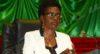 Hommage à la première femme Présidente de l'Assemblée nationale du Burundi