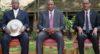 Kenyatta joue les bons offices entre Museveni et Kagame
