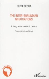The inter burundian negociations