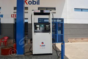 KOBIL station of Kamenge was not providing fuel
