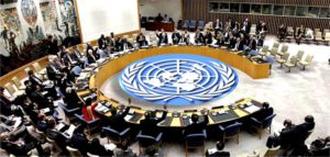 UN Security Council met on 26 July