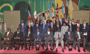 18th Summit of EAC Heads of State in Dar -Es- Salaam, Tanzania