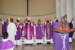 Burundi Catholic Church Bishops