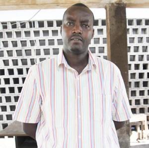 Godefroid Nshimirimana, de l'IGEBU