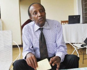 Sylvestre Ndayirukiye
