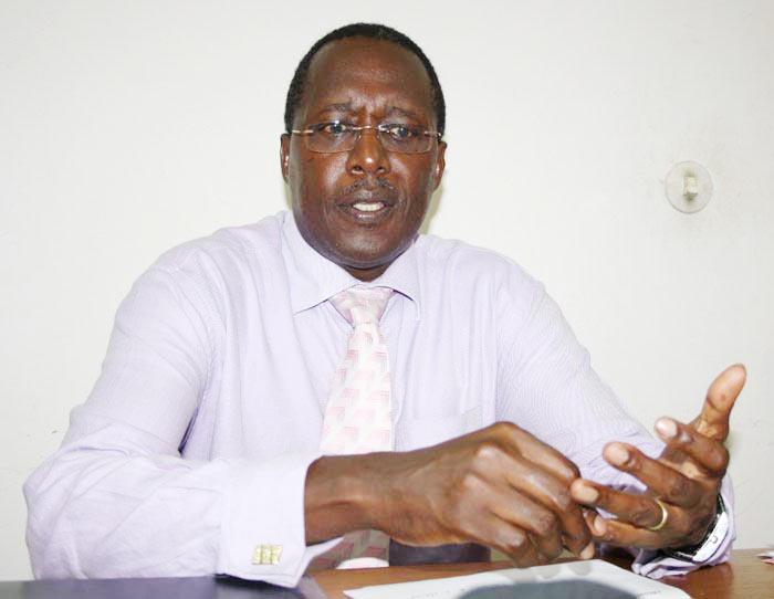 Pour Charles Nditije, la CENI reçoit des injonctions du Cndd-Fdd pour précipiter les choses  ©Iwacu