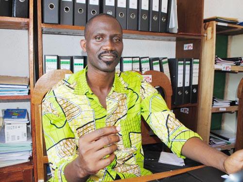 Anschaire Nikoyagize : « Nous devons revenir à la première place comme mère de toutes les autres » ©Iwacu