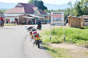 Des coups de fusils ont été entendus à Kayange, dans la localité de Mutambara ©Iwacu