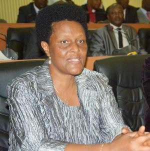 Concilie Nibigira fait des démarches pour trouver une solution à la crise de l'Uprona ©Iwacu