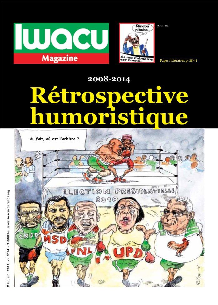 Pages de Magazine 24