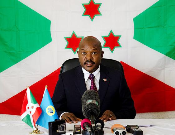 Pierre Nkurunziza:«Ces insurrections visaient le renversement des institutions élues démocratiquement pour ramenerles régimes de dictature et d'anarchie.»
