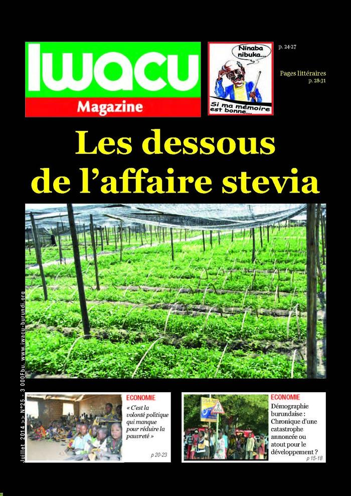 Pages de Magazine 25