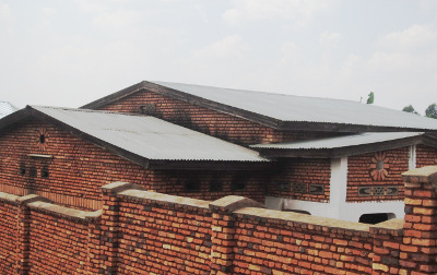 La maison qui a pris feu  ©Iwacu