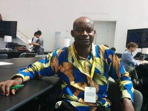 John B. Manirakiza est un juriste-assureur burundais vivant aux USA depuis une décennie ©dr
