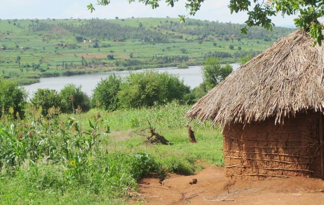 Une vue du lac Rweru dans la commune Giteranyi, en province Muyinga ©Iwacu