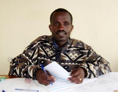 Dionèse Bucukundi : « Nous risquons de commencer comme l'année passée. Pas prêts du tout »  ©Iwacu
