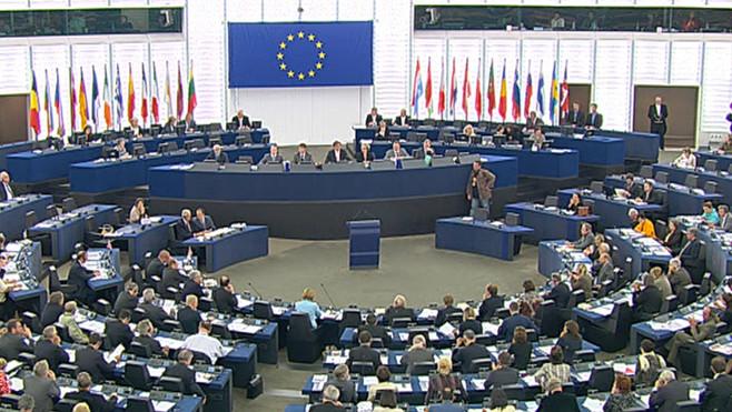 Photo du Parlement européen