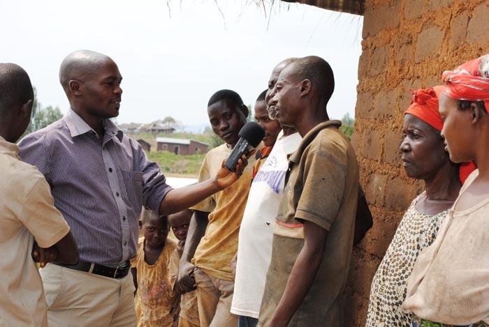 A Rugarika, la population affirme que la peur est un grand obstacle à la vérité  ©Iwacu
