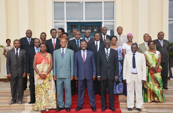 Le gouvernement du Burundi a  jusqu'au 31 octobre 2015  pour mettre en vigueur ces recommandations ©Iwacu