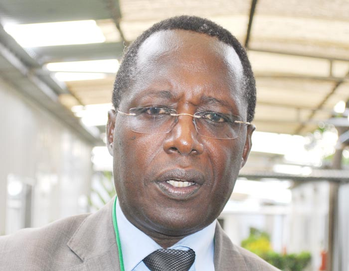 Charles Nditije : « Le parti au pouvoir a refusé d'intégrer le volet justice qui consacre l'impunité des crimes. »  ©Iwacu