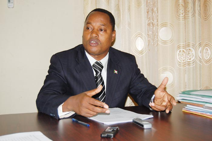 Edouard Nduwimana : « l'injustice envers la population persiste »