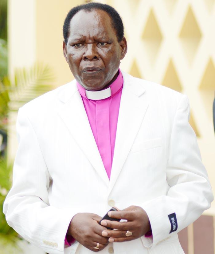 Mgr Onesphore Nzigo