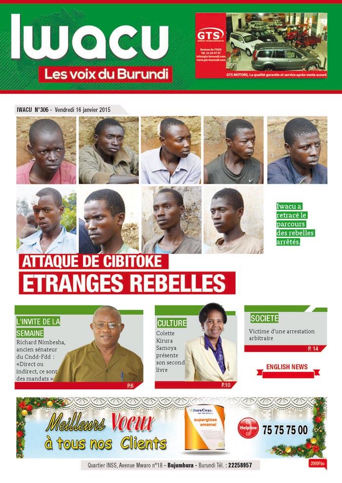 IWACU Hebdomadaire n°306