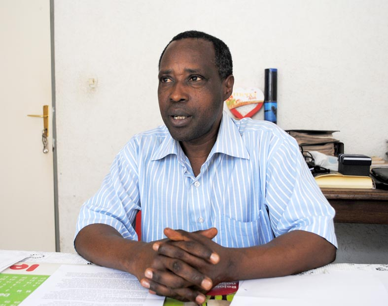 Léonce Ngendakumana : « Bujumbura a essayé de torpiller cette réunion d'Addis-Abeba Abeba mais en vain » ©Iwacu